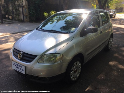 Volkswagen FOX PLUS 1.6 FLEX COMPLETO 2008/2008