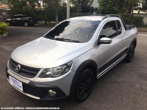 Volkswagen SAVEIRO CROSS CE 1.6 FLEX 2011/2012