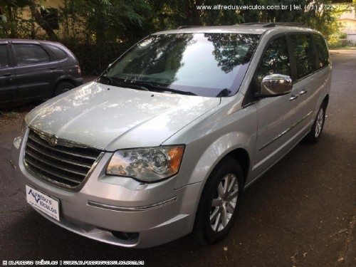 Chrysler TOWN & COUNTRY LIMITED BLINDADO 2008/2008