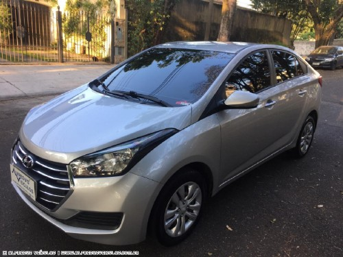 Hyundai HB20 SEDAN CONFORT PLUS 1.6 2016/2017