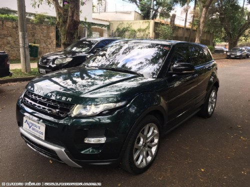 Land Rover EVOQUE DINAMIC 2013/2013